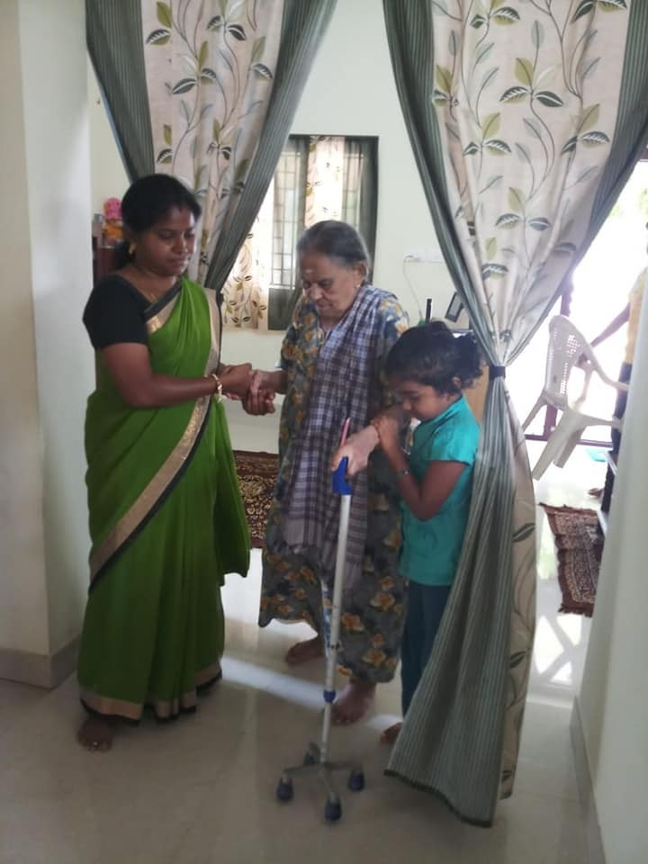 best home care services Coimbatore